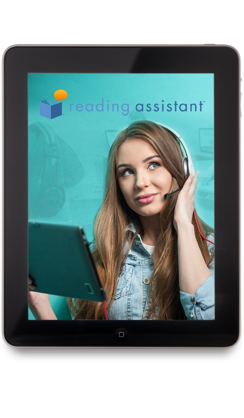 reading assistant iPad
